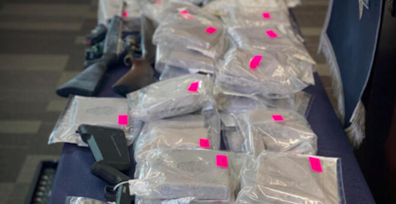 """BC's anti-gang unit announces """"significant"""" drug seizure"""