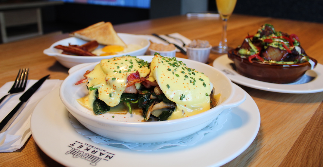 Every food outlet at the Time Out Market is now serving weekend brunch