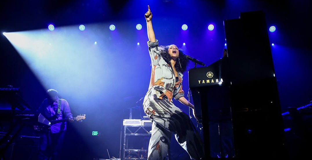 Alicia Keys announces Seattle concert in new world tour
