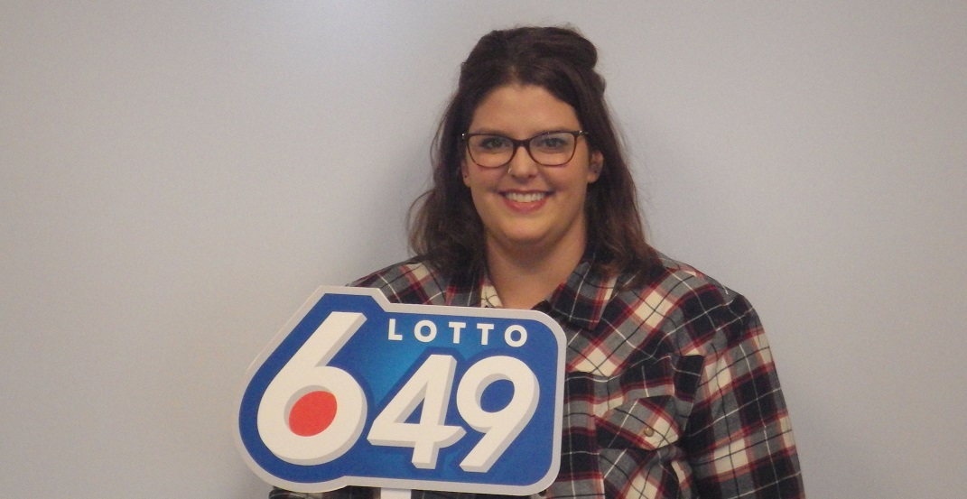 Alberta woman finds $1 million lottery ticket while cleaning her car