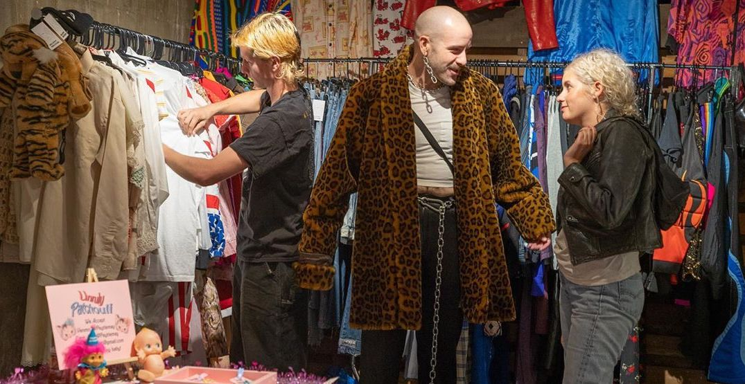 5 of the coolest flea markets in Seattle next month