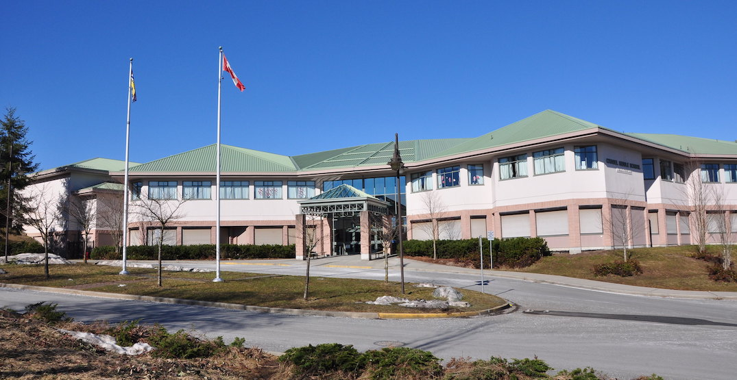 13-year-old boy arrested after alleged assault at Port Coquitlam middle school