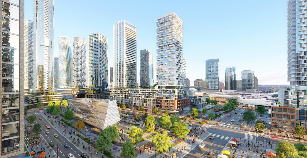 Largest mixed-use urban development in Canadian history planned for Mississauga