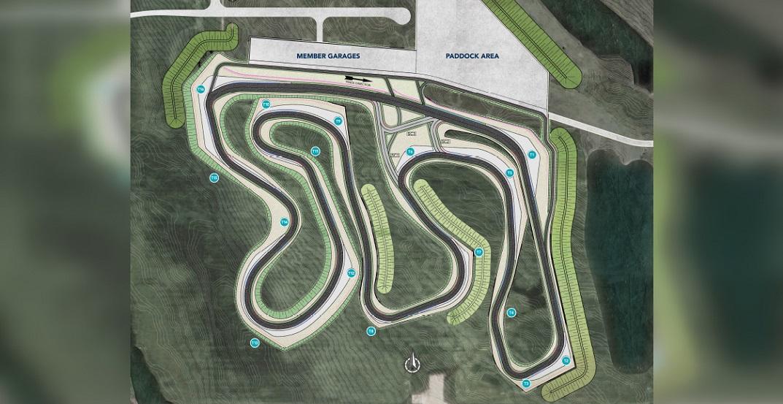 A motorsports racetrack is planning to open in Alberta