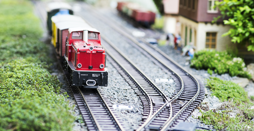 Immerse yourself in the world of miniature railroads at this train show in Portland