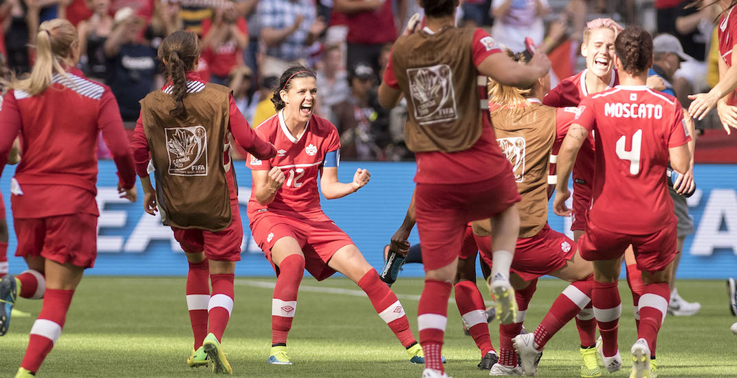 BC Place to host Canada-Australia women's international soccer match