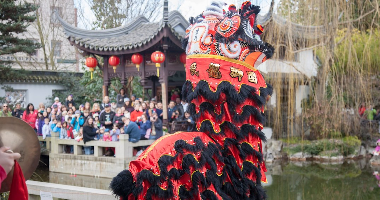 Celebrate the Year of the Rat this week at Lan Su Chinese Gardens