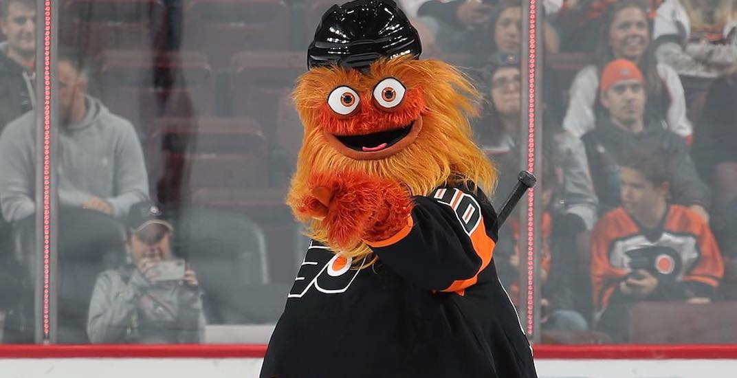Flyers mascot Gritty being investigated for allegedly punching a kid: report