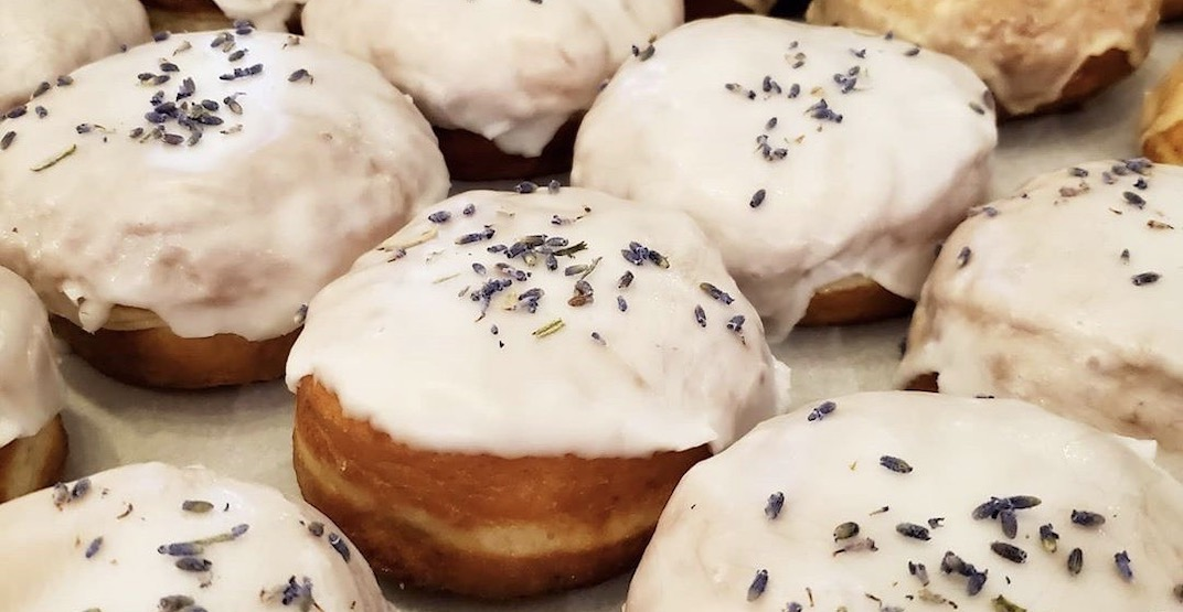 Locally Raised Donuts' innovative creations are a must-try