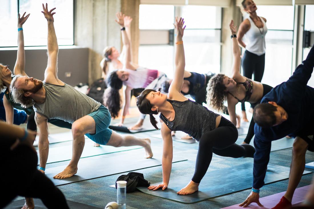 The Victoria Yoga Conference