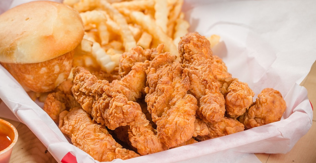 Ezell's Famous Chicken is opening its doors in Oregon February 2020