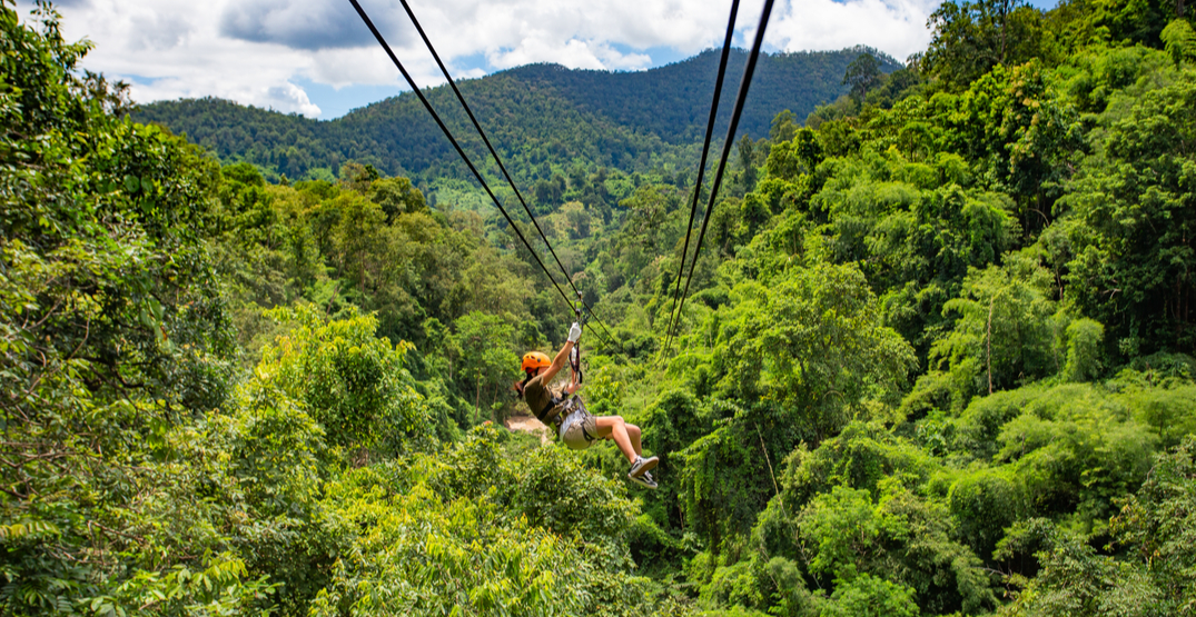 5 epic travel destinations for ultimate adrenaline-seekers