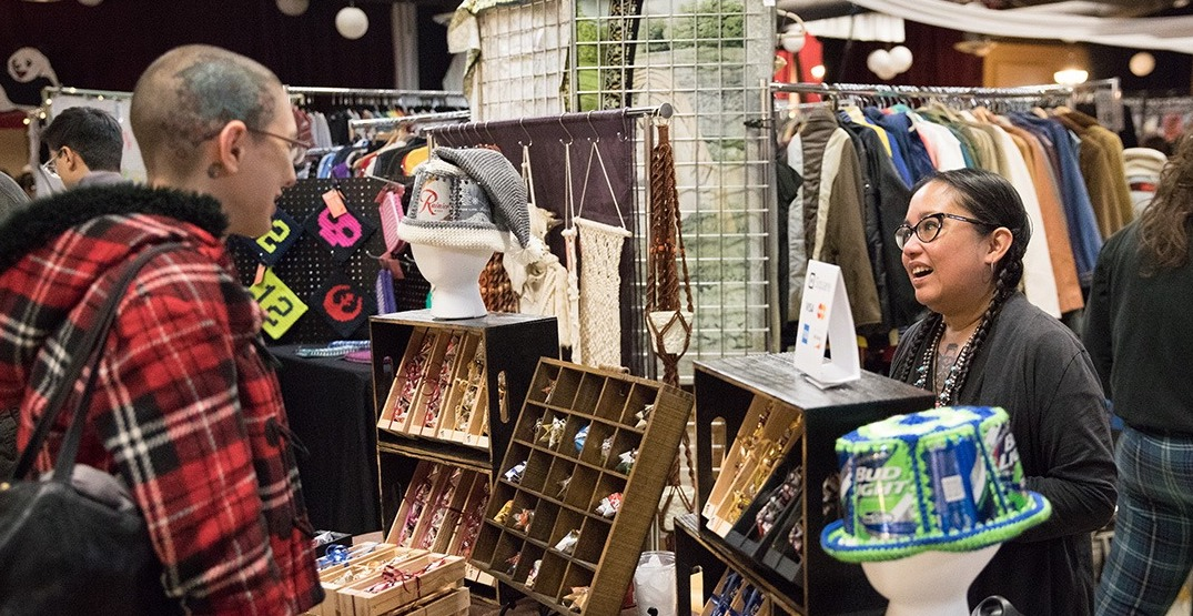 An edgy flea market is coming to Seattle this spring