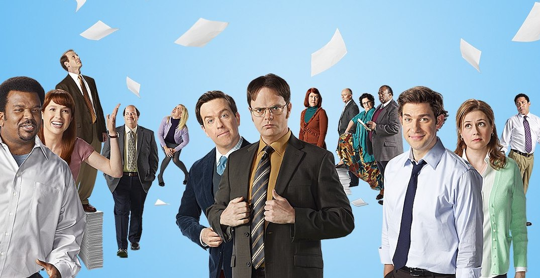 The cast of The Office is coming to Washington this spring