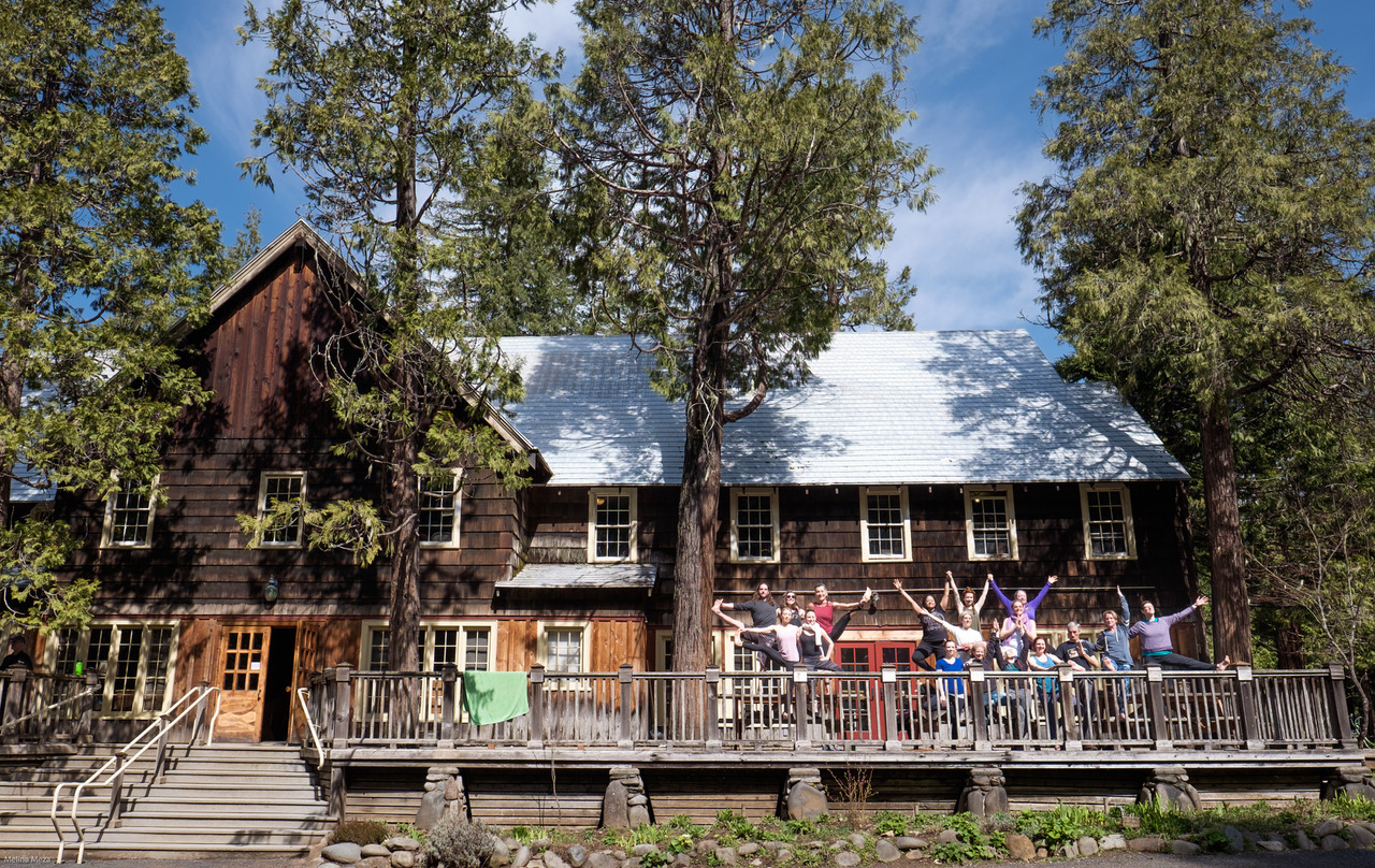 Breitenbush Lodge Spring Retreat