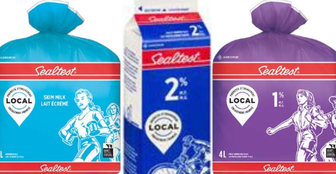 Milk products recalled due to presence of sanitizer: CFIA