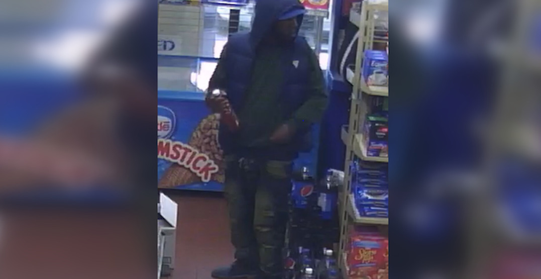 Man wanted for allegedly tampering with food in Toronto convenience store