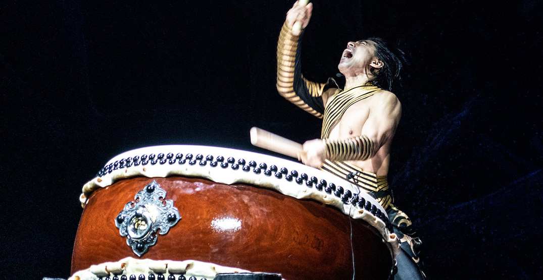 Drum Tao is coming to Portland's Keller Auditorium April 2020