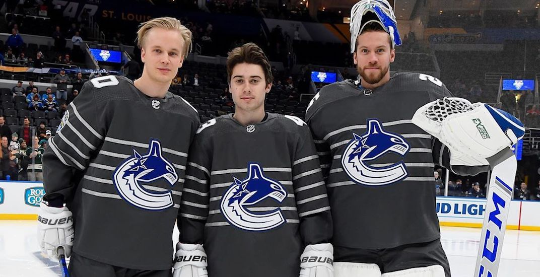 Canucks All-Stars reflect on a fun weekend in St. Louis
