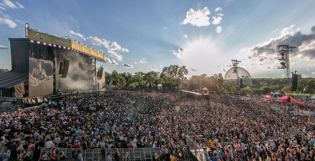Osheaga organizers provide update for this summer's festival