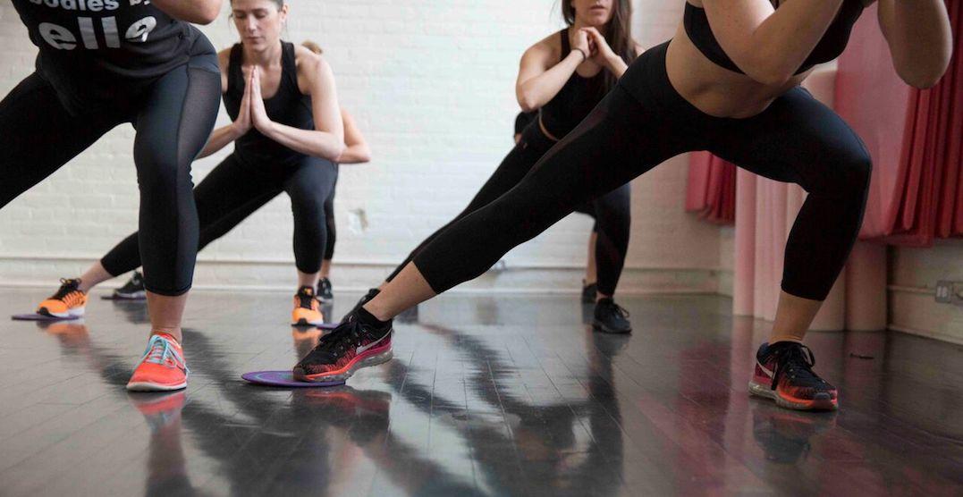 This is the best fitness studio in Toronto according to ClassPass