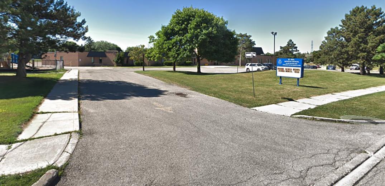 Newmarket elementary school vandalized with anti-Semitic and anti-Black graffiti