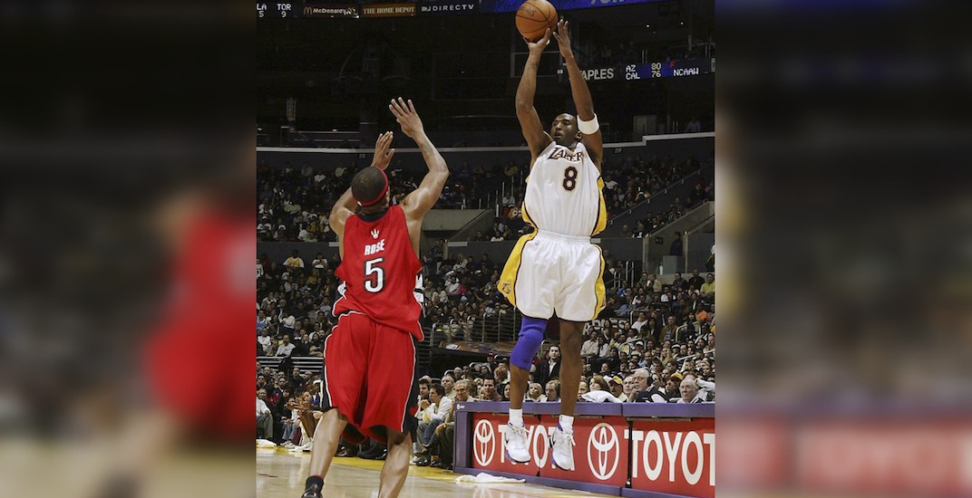 Relive Kobe Bryant's dominant 81-point performance against the Raptors (VIDEO)