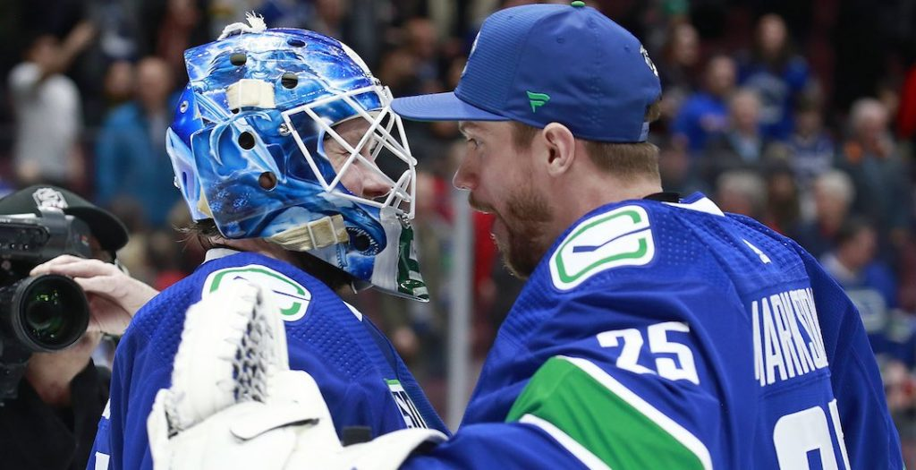 demko canucks