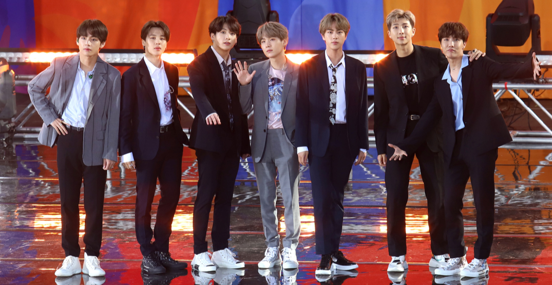 BTS accidentally teases the possibility of a Seattle show