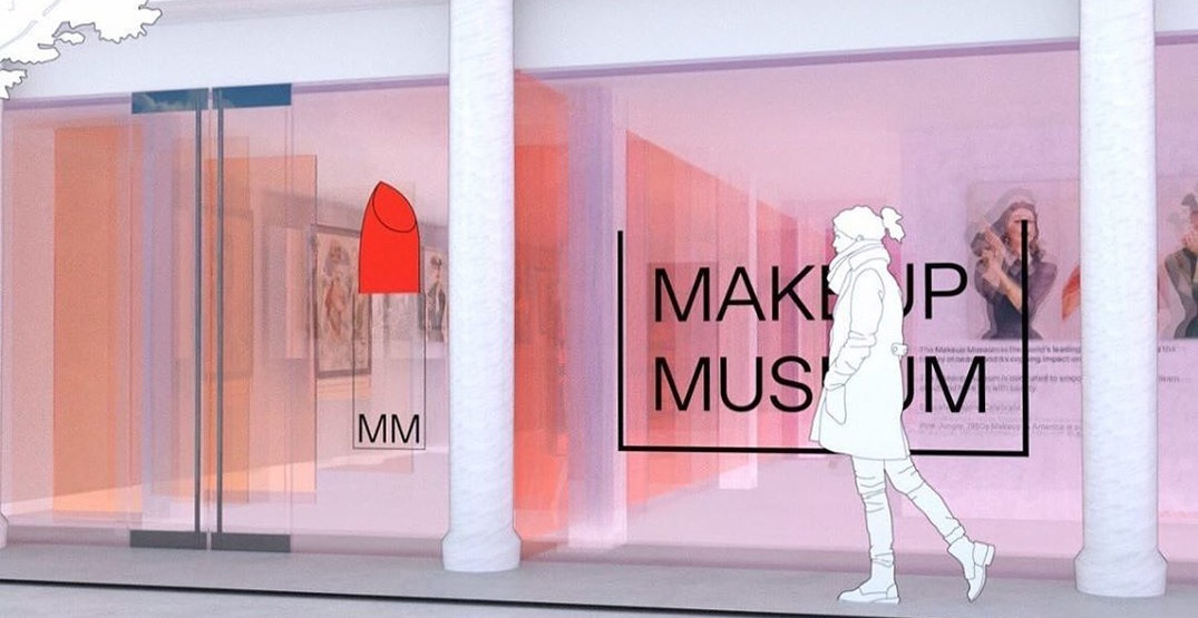 The world's first Makeup Museum is opening in New York City