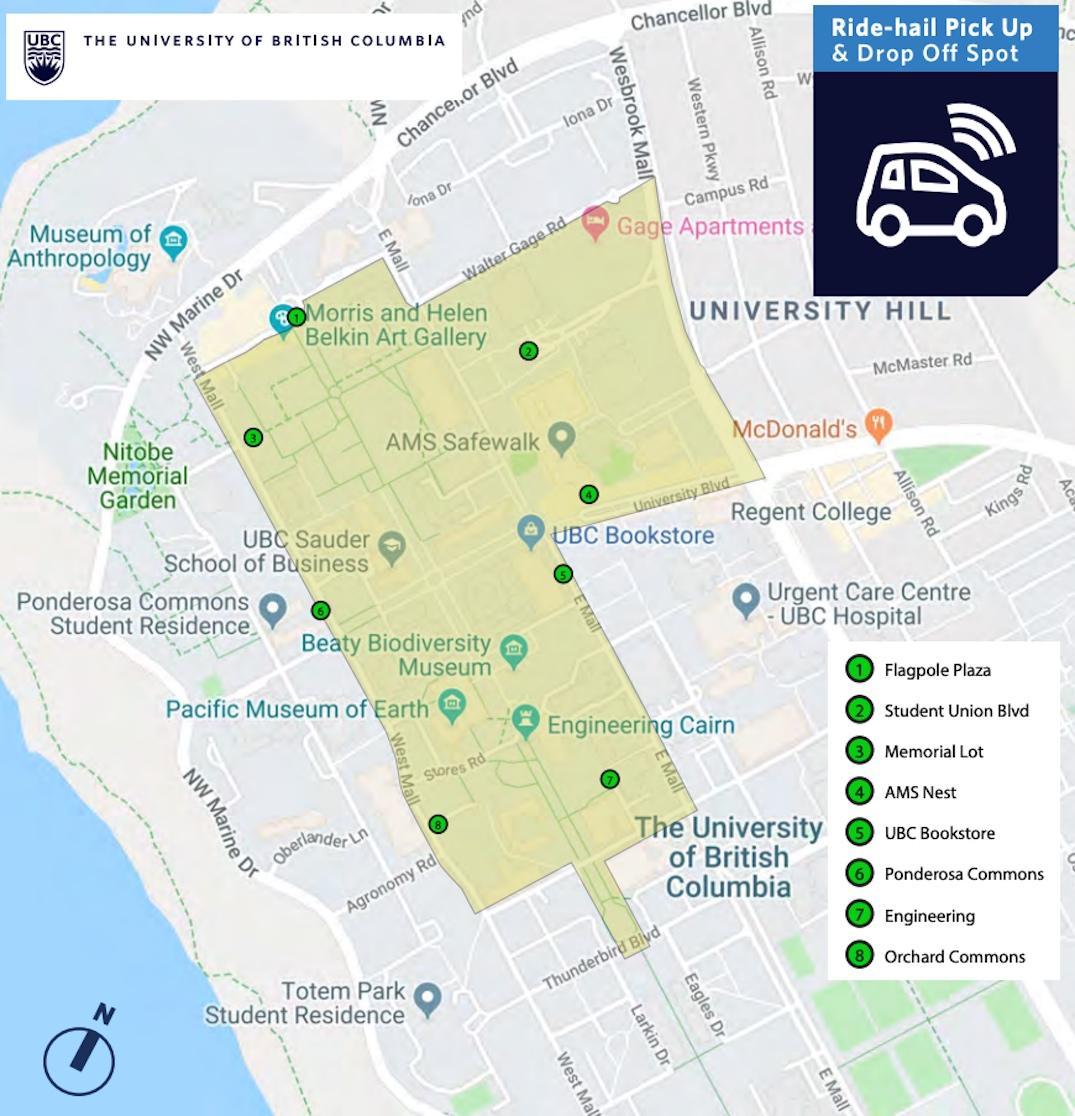 UBC ridehailing map