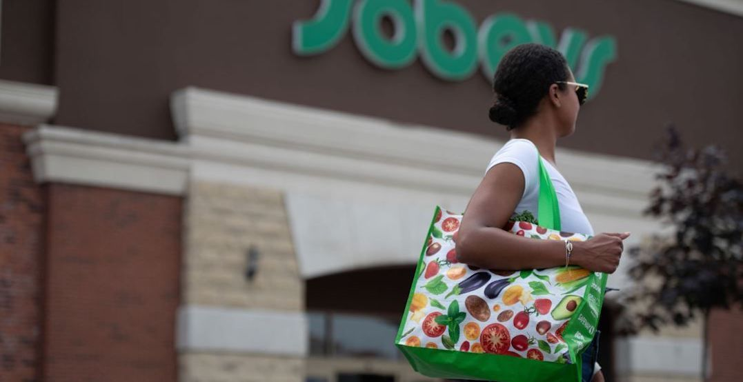 Sobeys officially becomes first national grocer to eliminate plastic bags