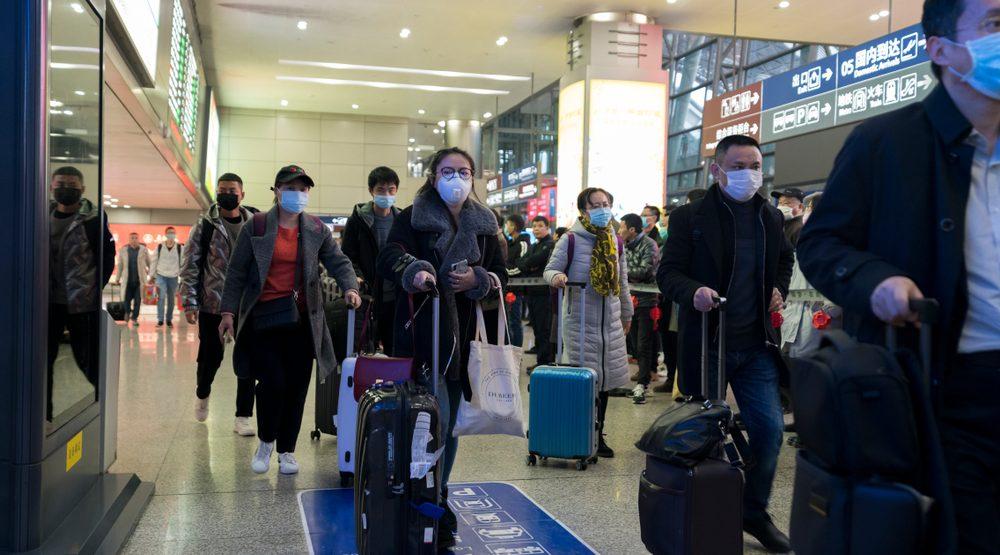 """Discrimination is not acceptable"": Toronto officials counter coronavirus stigma"