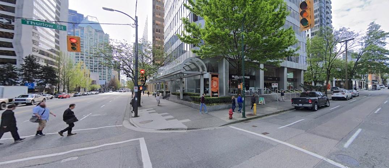 1090 West Georgia Street Vancouver