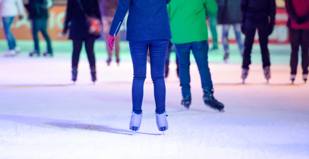 """Skate for a Cause"" winter festival is coming to Surrey February 2020"