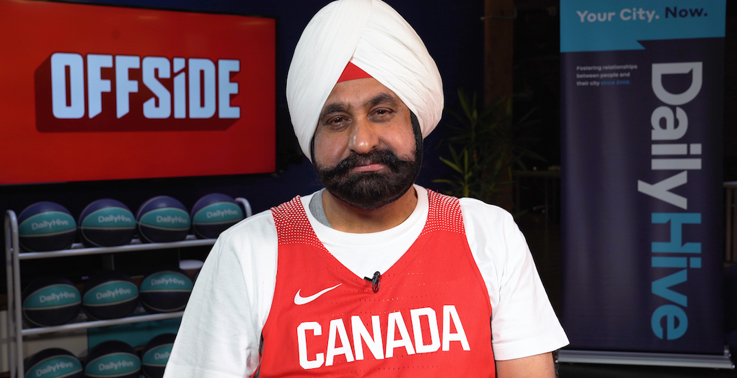 Raptors Superfan Nav Bhatia shares memories of Kobe Bryant (VIDEO)