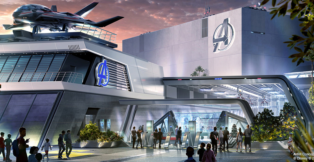There's a massive Marvel expansion coming to Disneyland this summer