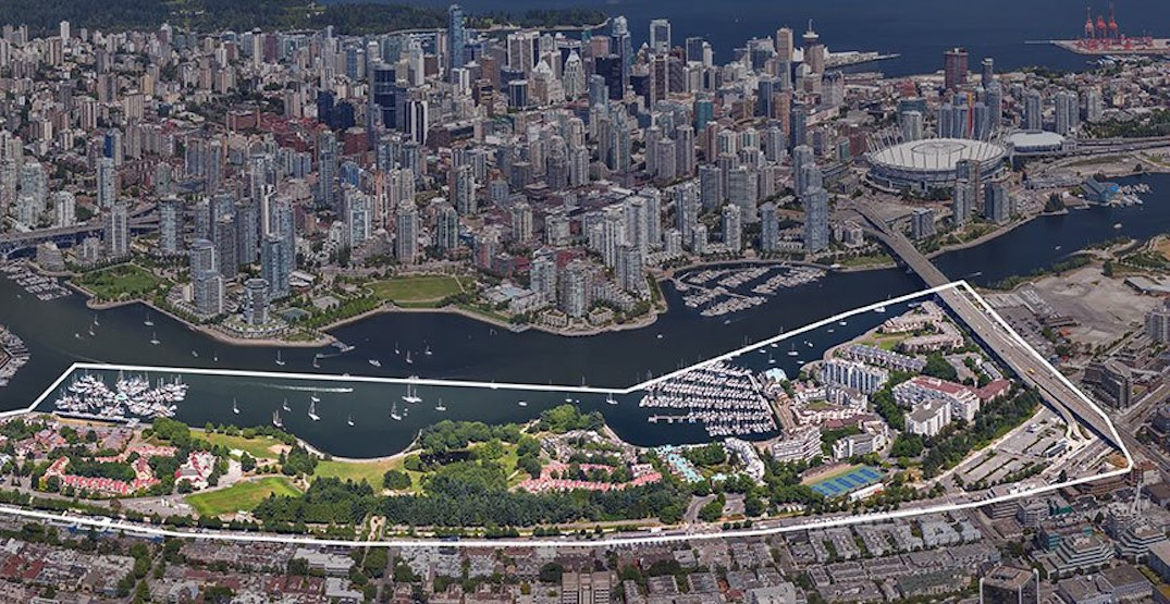 False Creek South residents envision 1 million sq. ft. of new homes, commercial space