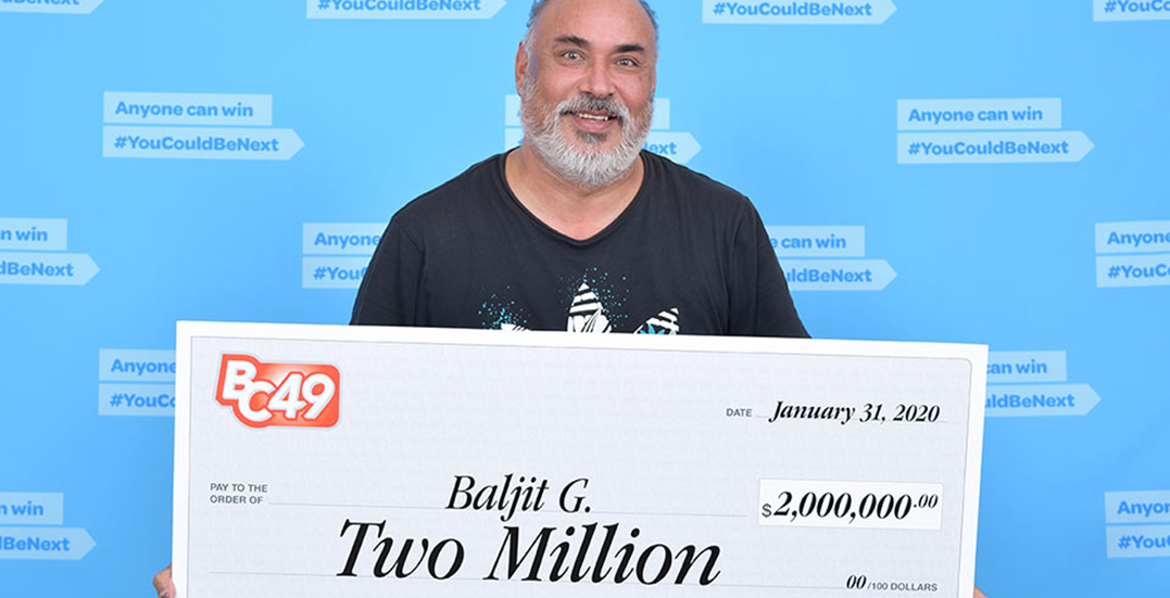 """BC49 lotto winner to make """"daughter's dream wedding a reality"""""""