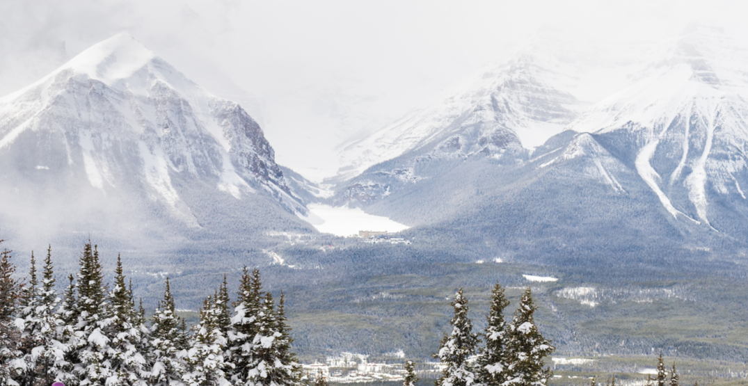 Winter storm warning issued for both Banff and Jasper National Parks