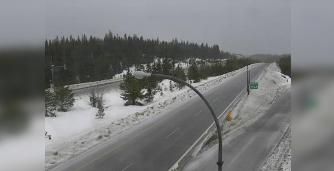 Coquihalla Highway re-opens after closure due to flooding