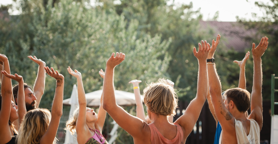 West Coast wellness festivals to check out this spring