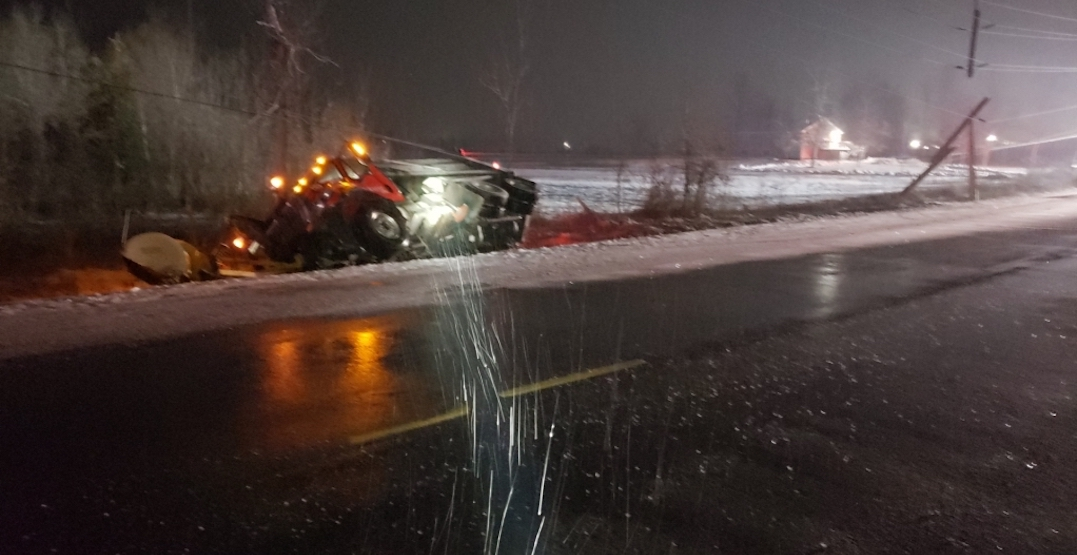 GTA snowplow driver charged with alleged impaired driving