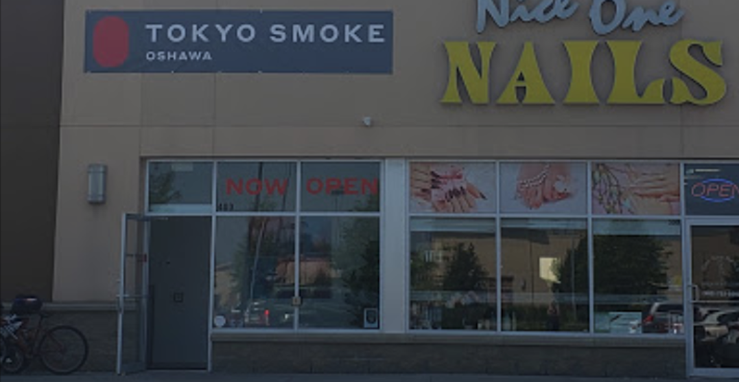 Police looking for suspects after a GTA Tokyo Smoke was allegedly robbed