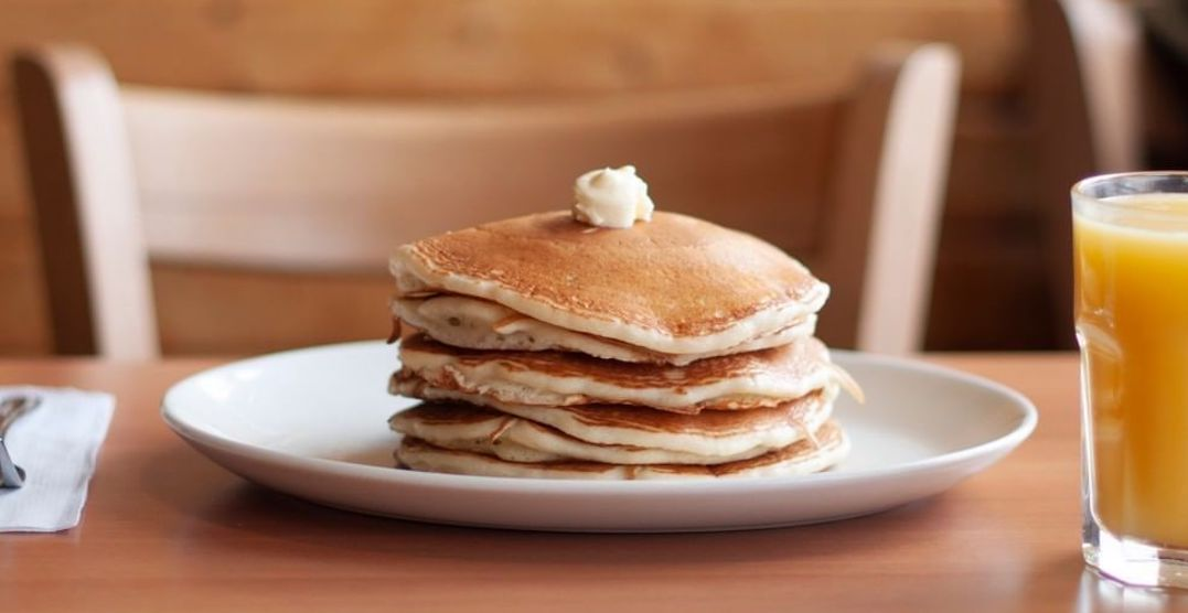 Here's where you can get $1 pancakes in Toronto this month