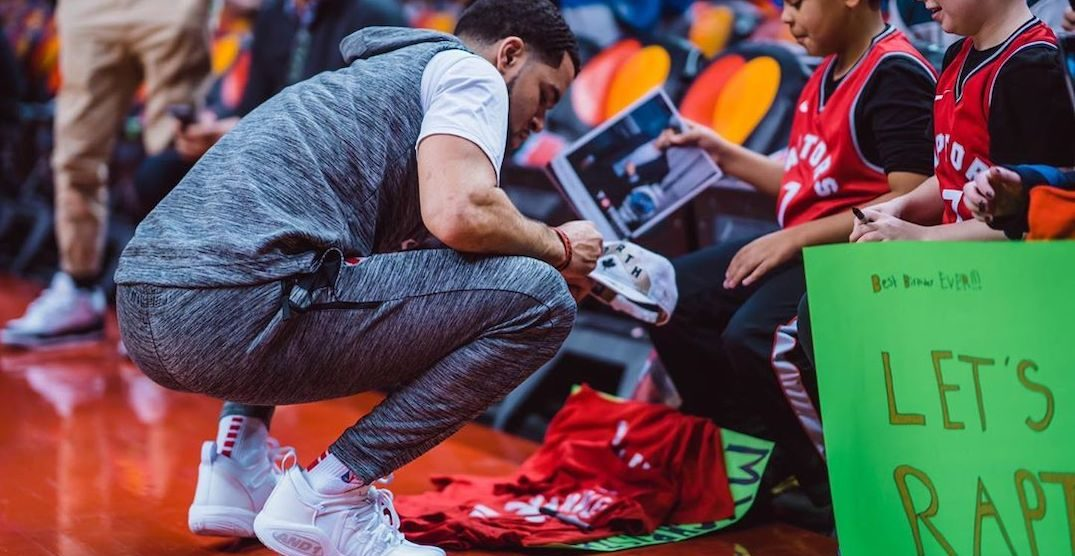 Raptors' Fred VanVleet dropping exclusive sneakers in Toronto this weekend