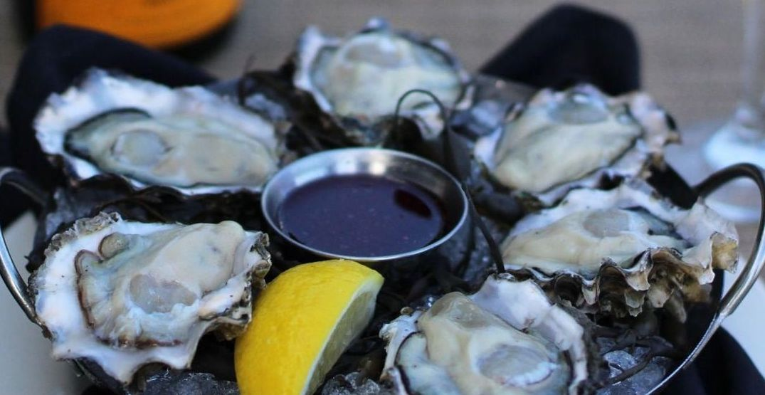 An all-inclusive oyster deal returns to Salty's February 2020