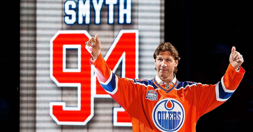 Oilers legend Ryan Smyth to be inducted into IIHF Hall of Fame