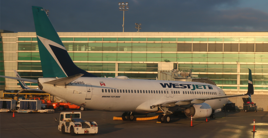 28-year-old man charged after claiming to have coronavirus on WestJet flight