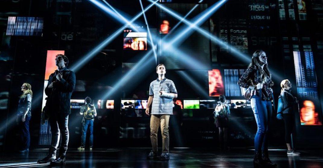 You can watch Broadway hit Dear Evan Hansen in Edmonton next week